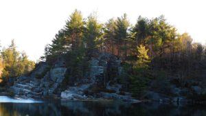The Hallowell Quarry